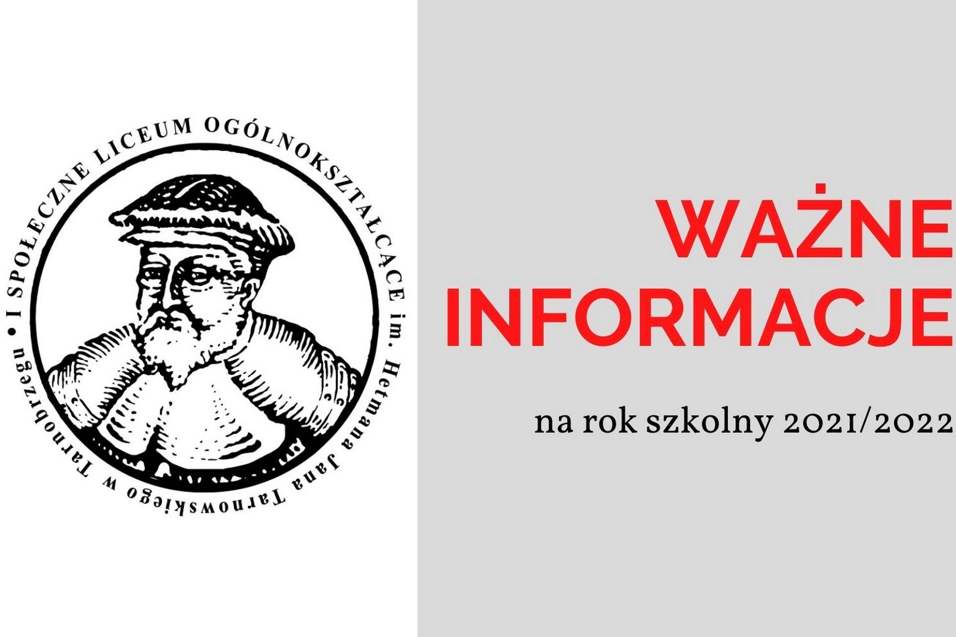 Informacje na przyszłość